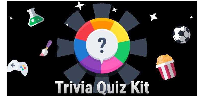 Trivia Quiz Kit – gamevanilla